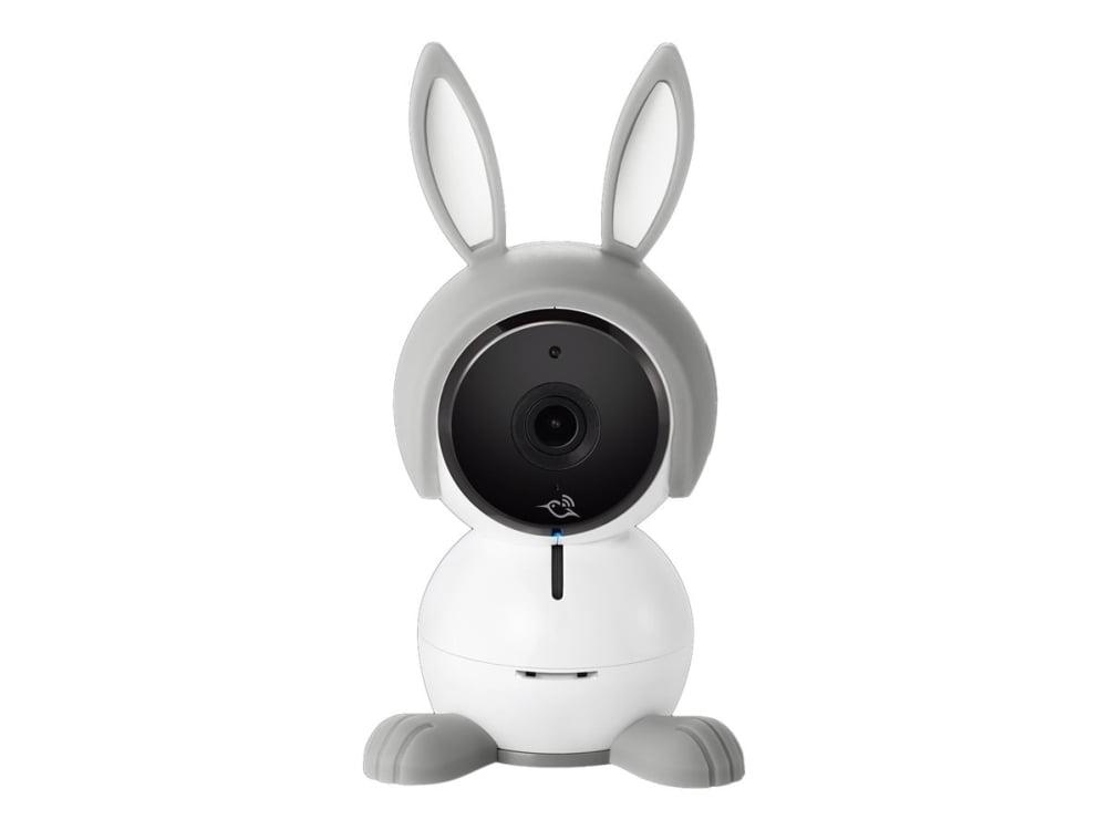babyalarm kamera med kaninøre