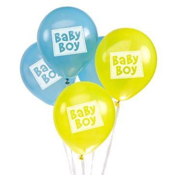 Babyboy balloner - Tildenlille