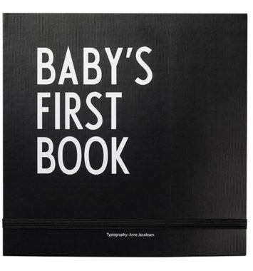 Babys first book - Tildenlille