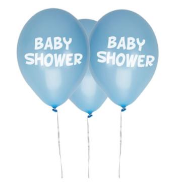 Babyshower balloner - Tildenlille