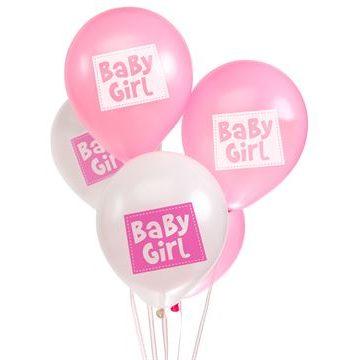 Babyshower girl - Tildenlille