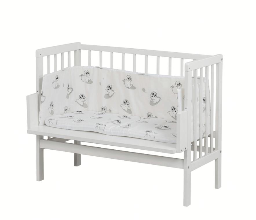 babytrold bedside crib