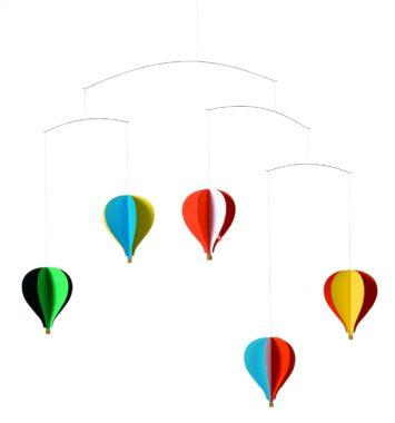 Balloner fra Flensted
