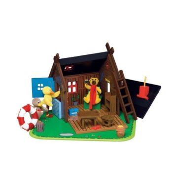Bamses hus i træ - Tildenlille