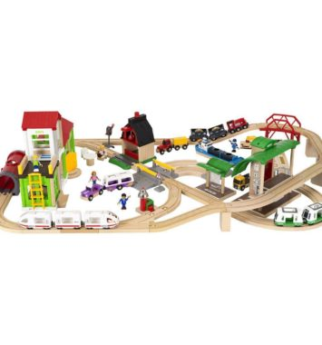 Brio togbane - Tildenlille