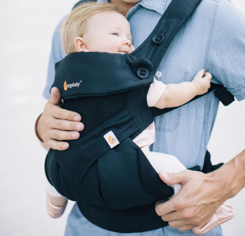 ergobaby cool air baeresele