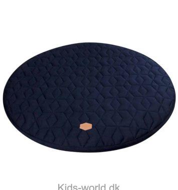 Filibabba legetæppe i mørkeblå