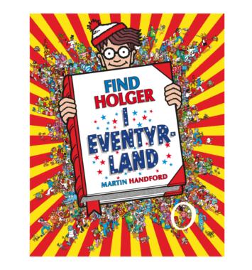 Find Holger i eventyrland