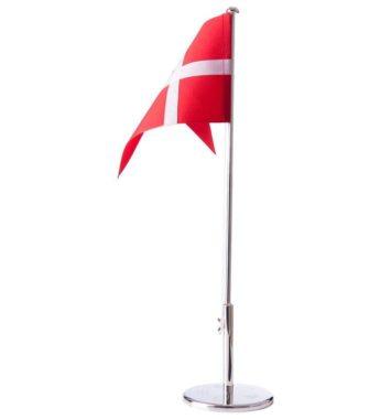 Forkromet flagstang