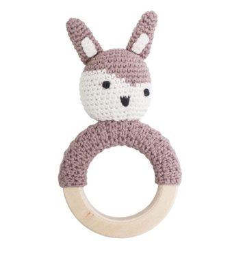 Håndhæklet kanin - Tildenlille