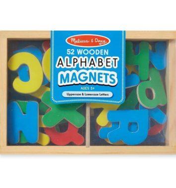 Magnet bogstaver - Tildenlille