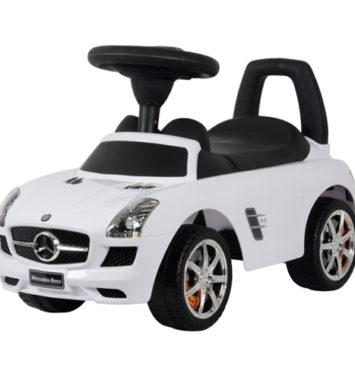 Mercedes SLS gå-bil