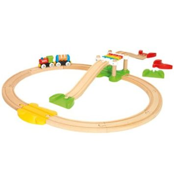 Min første togbane - Tildenlille