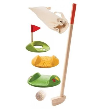 Mini golf fra PlanToys