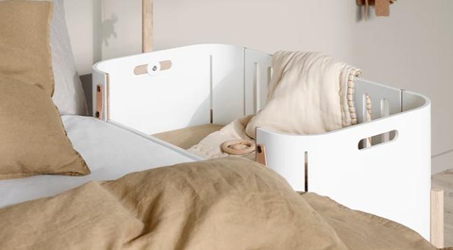 Oliver Furniture Wood Co-sleeper