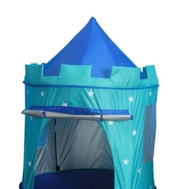 Pop up telt blåt - Tildenlille