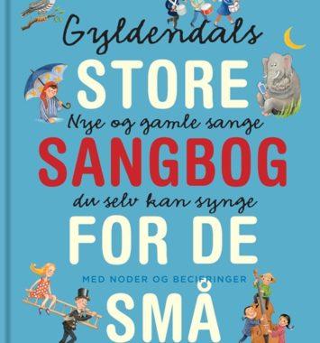 gyldendal sangbog for store og smaa