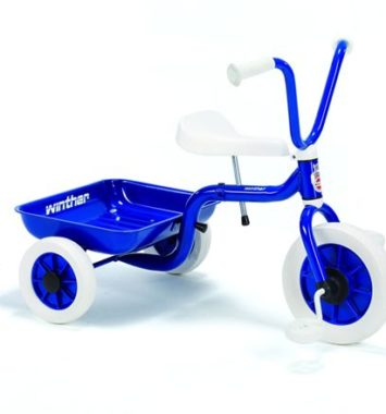 Trehjulet cykel - Tildenlille
