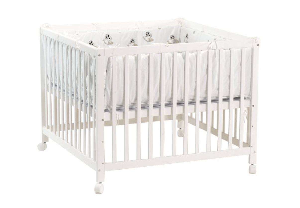 babytrold kravlegaard hvid
