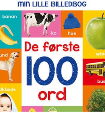 barnets foerste 100 ord