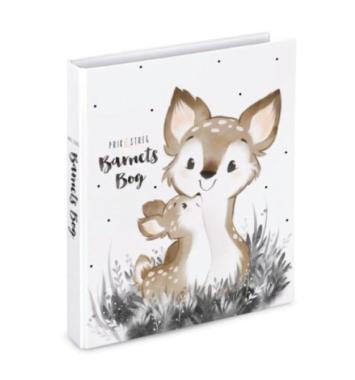 Barnets bog i et ringbind