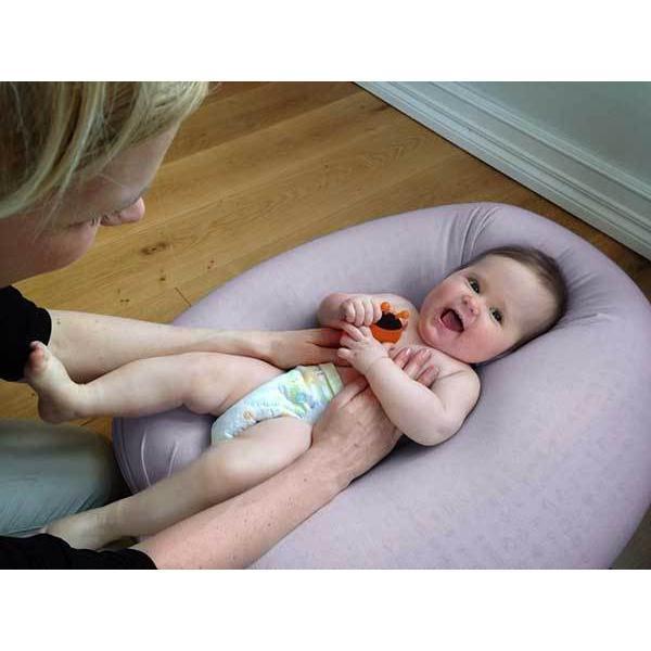 bbhugme graviditets og ammepude