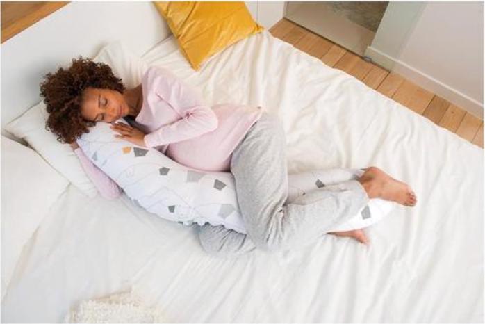 graviditetspude med moenster
