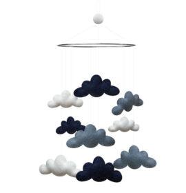 gamcha uro med skyer i uld