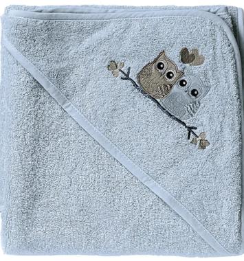 håndklæde ugler