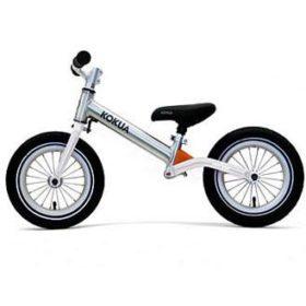 mini løbecykel i aluminium