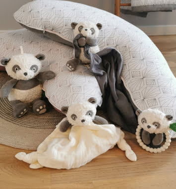 okologisk panda nusseklud